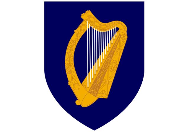 Ирландия - герб страны